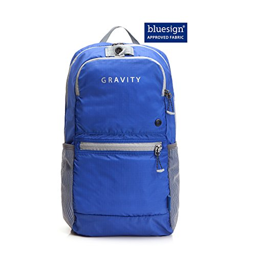**Bluesign Approved Fabric** 30L lightweight backpack Environment Friendly packable/foldable/durable Hiking/Travel/Camping