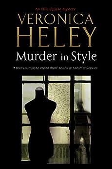 Murder in Style: An Ellie Quicke British Murder Mystery