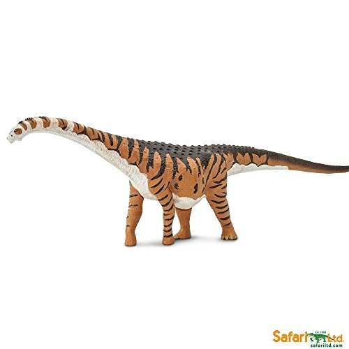 Safari Ltd. Prehistoric World - Malawisaurus XL - Phthalate, Lead and BPA Free - for Ages 3+