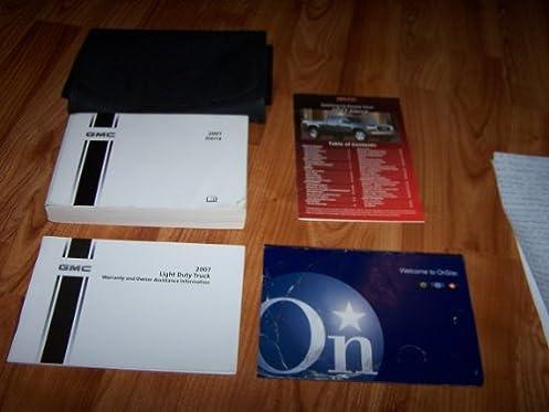 2007 gmc sierra owners manual gmc amazon com books rh amazon com 2007 gmc owners manual 2007 gmc sierra owners manual pdf