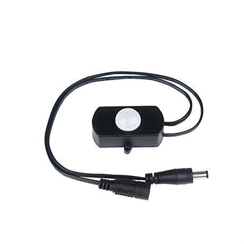 Sensky BS010l Dc12v to 24v Mini Pir Motion Sensor Switch,occupancy Sensor Switch (Model 010L)