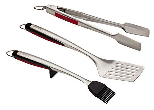 Char-Broil 3 Piece Comfort Grip Tool Set (3 Tool Set)