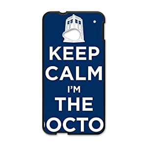 Happy I Am A Doctor Cell Phone Cell Phone Case for HTC One M7