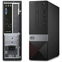Dell Vostro MT 3670 Desktop with Intel Quad Core i3-8100 / 4GB / 1TB / Win 10 Pro
