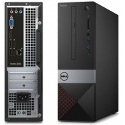 Newest Dell Vostro 3267 Mini Tower 6th Generation Desktop Computer PC (Intel Core i3-6100, 4GB Ram, 1TB Hard Drive, HDMI, VGA, WIFI, DVD-RW) Win 10 Pro (Certified Refurbished)