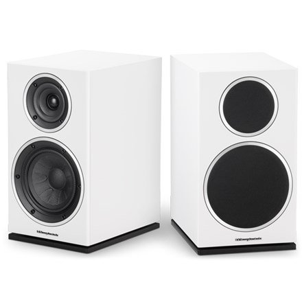 Wharfedale - Diamond 225 (White) (Wharfedale Bookshelf Speakers)