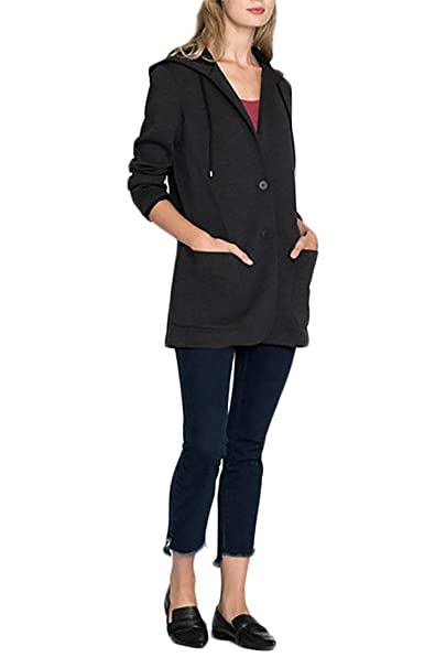 Amazon.com: NIC+ZOE - Chaqueta de grafito para mujer, color ...