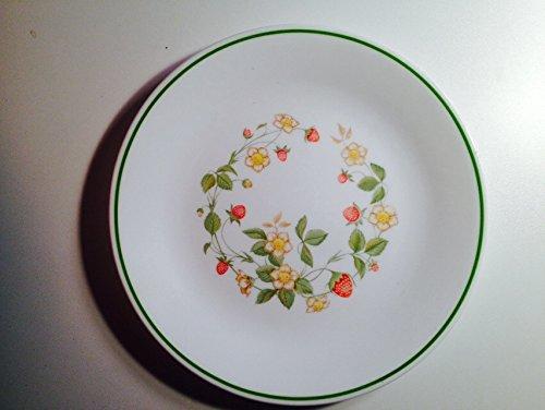 - Corelle Strawberry Sundae 8.5