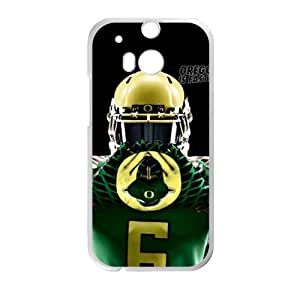 DAZHAHUI Oregon Is Faster Hot Seller Stylish Hard Case For HTC One M8