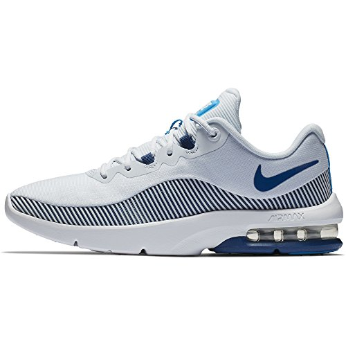 Grey Running Wmns football 014 Chaussures Blue Nike Femme Multicolore 2 Gym Hero De Air Compétition Max Advantage 7PdqwaUq0