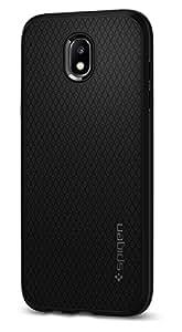 Spigen Liquid Air Armor Galaxy J5 Pro (2017) international version Case with Durable Flex and Easy Grip Design for Galaxy J5 pro(2017) international version - Black