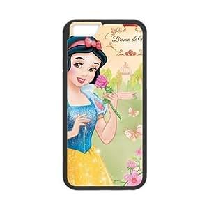 iphone6 plus 5.5 inch Phone case Black Snow White and the Seven Dwarfs JJJ3626189