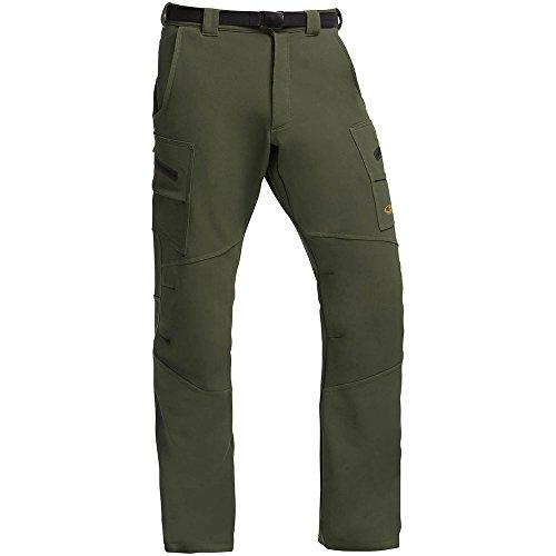 Icebreaker Men's Ika Pants, Cargo/Desert, Size 28