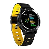 Fitness Tracker HR, YiMiky Smart Heart Rate Blood Pressure Sliip Monitor with Color Screen Waterproof Wristband Fitness Bracelet Multi-mode Wristband Step Record Call/SMS Remind for IOS Android Phone
