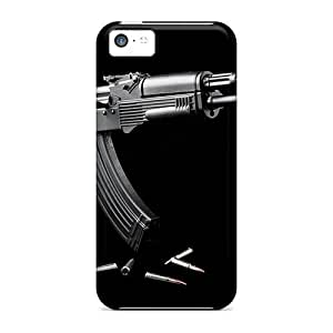 Ideal AlikonAdama Cases Covers For Iphone 5c(ak 47 Assault Rifle), Protective Stylish Cases