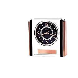 Bulova Affinity Tabletop Clock