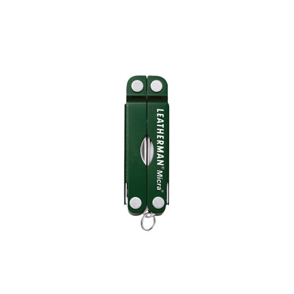 LEATHERMAN Verde, Sin Funda, Caja Carton