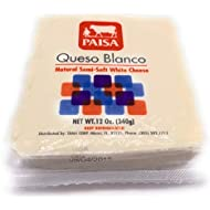 Queso Paisa 12 Oz (Venezuelan White Cheese)