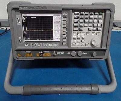 Agilent E4402B Spectrum Analyzer 3GHz 1D5/120/1DR/226/A4H/B72 phase noise util.