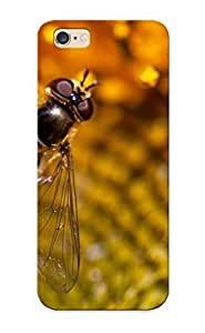 Crazinesswith Snap On Hard Case Cover Hoverfly Protector For Iphone 6 Plus