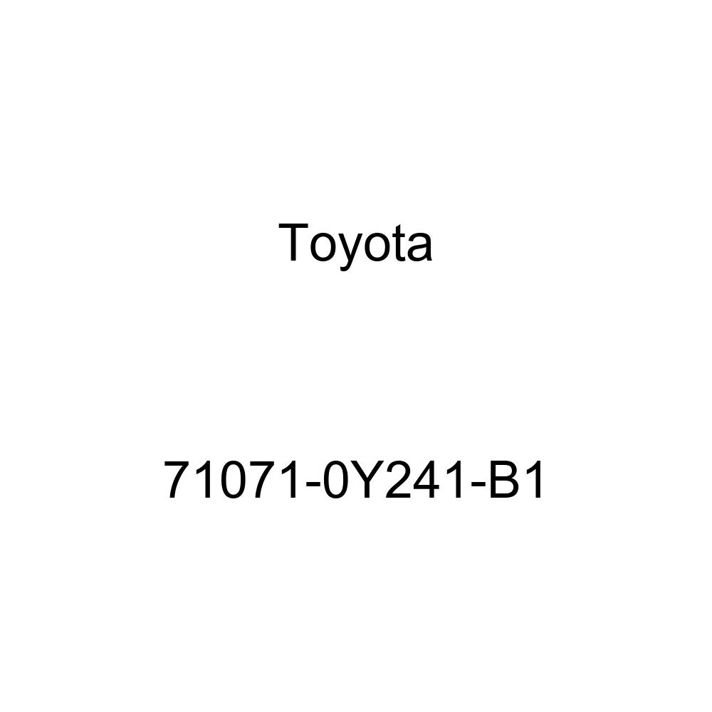 TOYOTA Genuine 71071-0Y241-B1 Seat Cushion Cover
