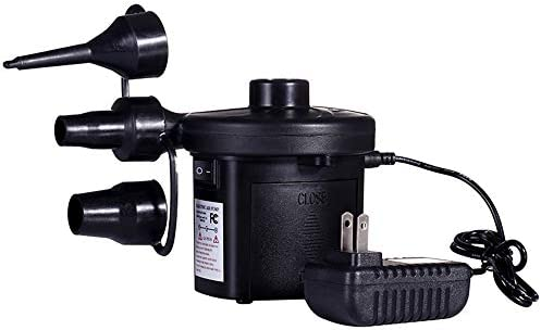 VANLAMP Bomba de Aire Eléctrica, AC110V- 220V EU Enchufe Eléctrico ...