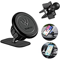 Himifoy Magnetic 2 in 1 Car Phone Mount
