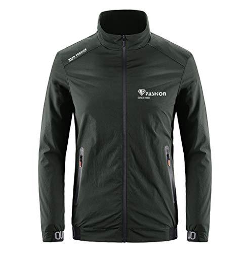 Men's Mountain Ski Jacket Waterproof Winter Jacket Warm Snow Jacket Hooded Rain Coat Windproof Winter Coat (Whitetail Hawk)