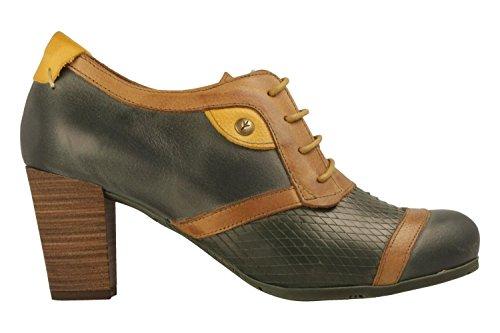 WANDA Zapato Verde Verde Combi Luz PANDA Green 66 rf05rZq