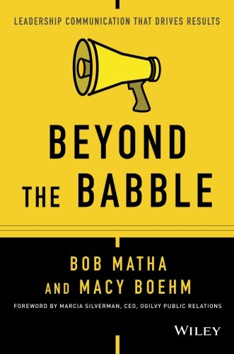 Beyond the Babble: Leadership Communication that Drives - In Dallas Macys