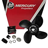5 hp boat engine - Mercury Spitfire 4-Blade Aluminum Propeller 10.3 x 13 Pitch 40-60HP 488M8026630