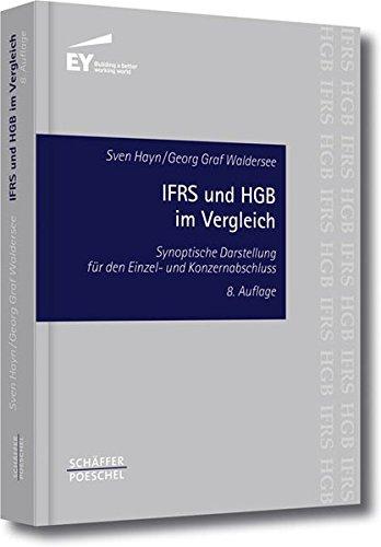 IFRS und HGB im Vergleich: Synoptische Darstellung für den Einzel- und Konzernabschluss