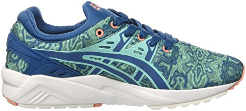 Zapatillas EVO Gimnasia Sea King Port Mujer para Blu Kayano de Asics Gel Trainer Fisher wqBxYIA