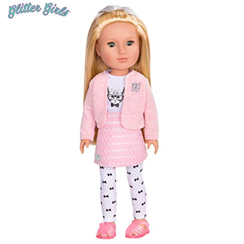 Glitter Girls by Battat - Fifer 14 inch  Non Poseable Fashion Doll - Dolls for Girls Age 3 and Up