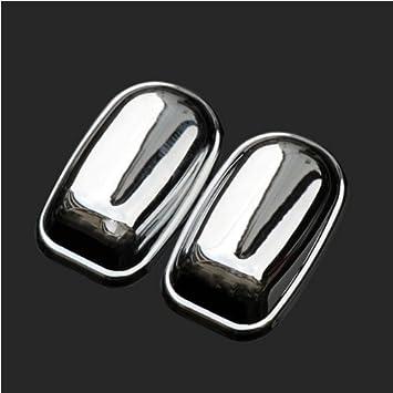 Auto Agua Boquilla para Pegatinas aspersor de limpiaparabrisas. | para Ford Ecosport: Amazon.es: Coche y moto