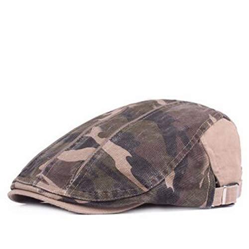 Dreamstar Vamouflage Visors Cap Autumn Winter Advance Hats for Women and Men Peaked Cap Khaki