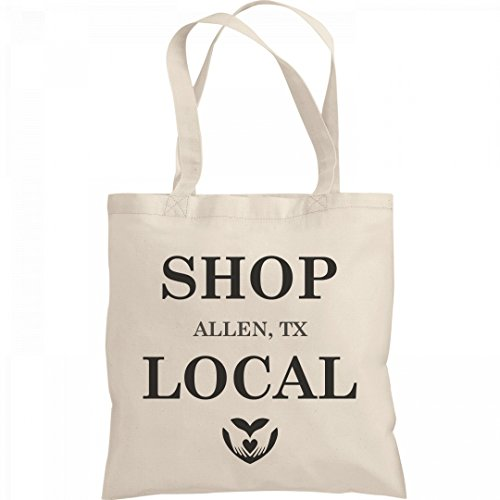 Shop Local Allen, TX: Liberty Bargain Tote - Allen Tx Shopping