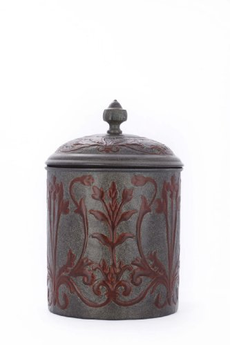 Old Dutch Art Nouveau Cookie Jar with Fresh Seal Cover, 4-Quart, 7 by 10.5-Inch