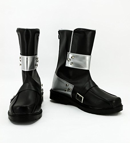 Telacos Sword Art Online SAO Kirigaya Kazuto Kirito Cosplay Shoes Boots Custom Made - http://coolthings.us