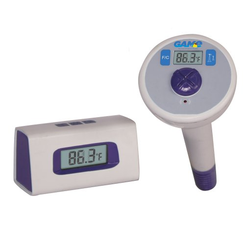Blue NA3370 Digital Wireless Thermometer