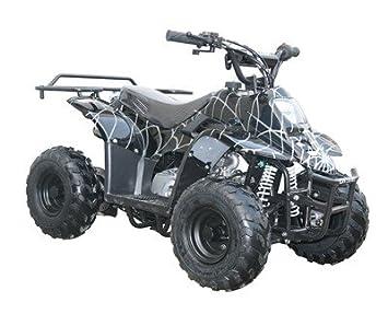 """110 cc niños ATV Quad coolster-3050 C 6 """"Rueda"""