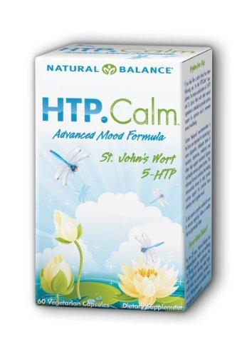 HTP Natural Balance, calme, 60-Count