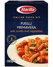 Barilla Meal Kit - Fusilli Primavera, 380 g
