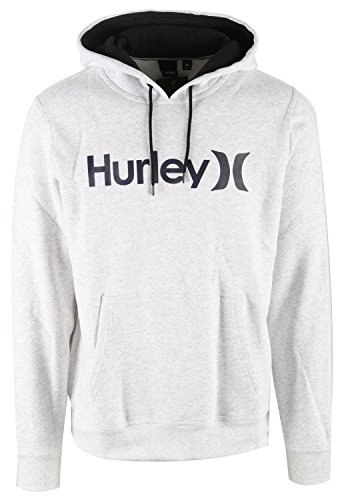 Hurley Surf Club One & Only 2.0 Pullover Hoody - Birch Heather - XL