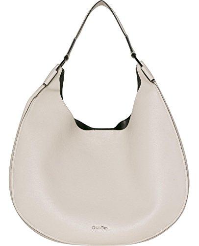 Calvin Klein Arch Shopper Borsa tote 46 cm Beige Exclusiva Barato Venta Buena Venta Aclaramiento Muy Barato Calidad Superior Del Envío Libre Punto De Venta Se blmHK