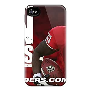 PSn13361aVhl San Francisco 49ers Awesome High Quality Ipod Touch 4 Skin