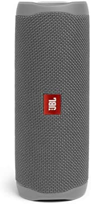 Caixa Bluetooth à Prova d´Água, 20W, 12hs de reprodução, Cinza, JBLFLIP5GRY