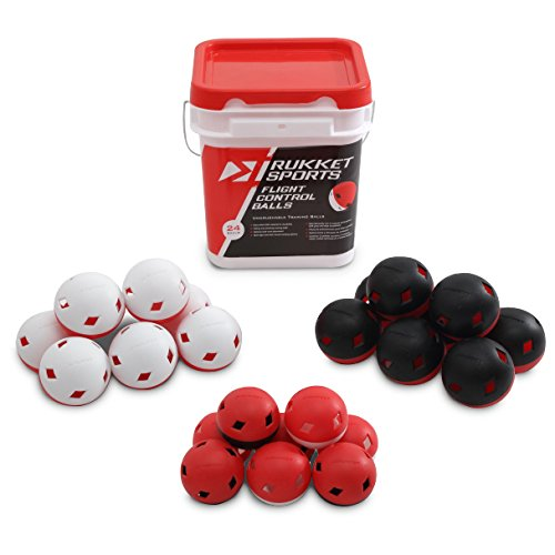 Rukket Flight Control Balls (24 Pack) (Replacement Pitch Control)