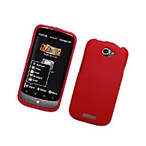 HTC One S Red Hard Cover Case