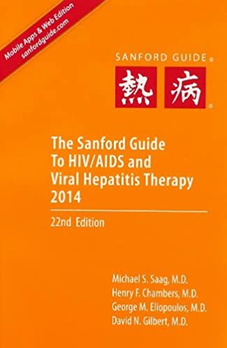 The sanford guide to hivaids therapy user guide manual that easy the sanford guide to hiv aids therapy 2014 pocket edition michael rh amazon com sanford web edition stanford antibiotic review fandeluxe Gallery